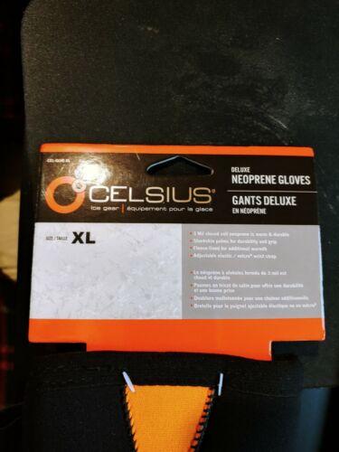 Celsius Ice Gear Néoprène Gants taille XL