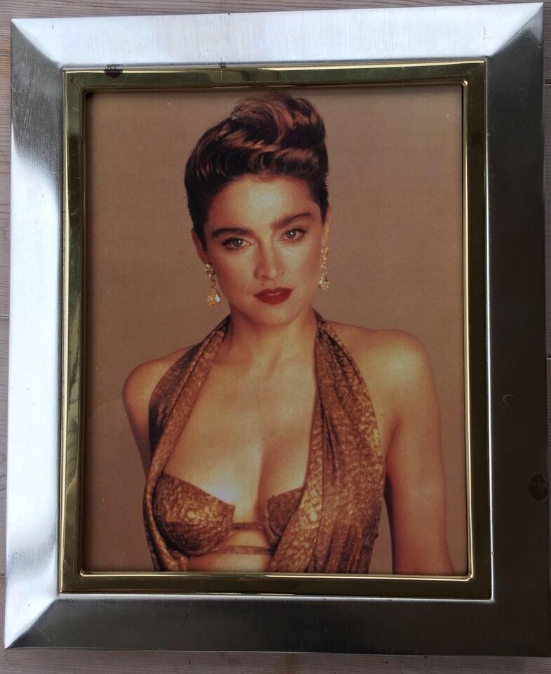 Billede, motiv: Madonna, b: 27 h: 32