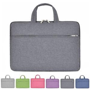 Laptop-Sleeve-Case-Notebook-Computer-Cover-Handbag-For-MacBook-HP-Dell-Lenovo
