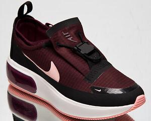 Détails sur Nike Air Max Dia Hiver Femmes Nuit Marron Décontracté Mode de Vie Baskets