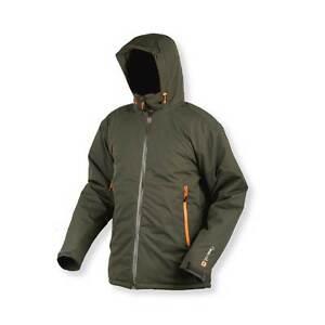 Prologic-Litepro-Lite-Pro-Thermo-Jacket-Padded-Waterproof-Green-NEW-All-Sizes
