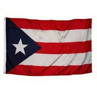 Wholesale Lot 5 3x5 Puerto Rico Rican Country Polyester Flag 3x5' 'banner