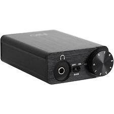 FiiO E10K DAC Headphone Amplifier - Black