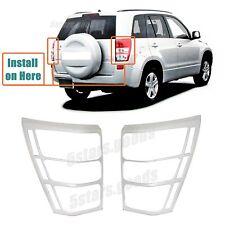 Accessories Chrome Taillight Covers Trims For Suzuki Grand Vitara 2006-2013