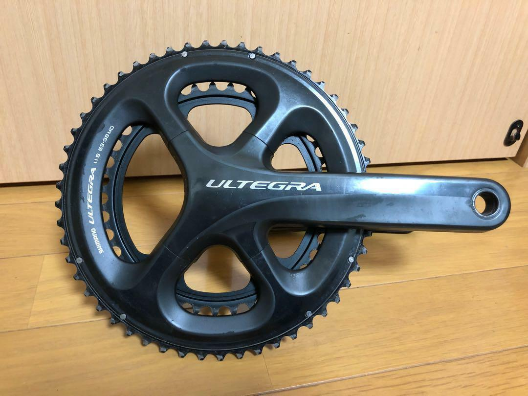 SHIMANO ULTEGRA FC-6800 172.5mm 53-39 Cycling Parts From JAPAN  F S  shop makes buying and selling