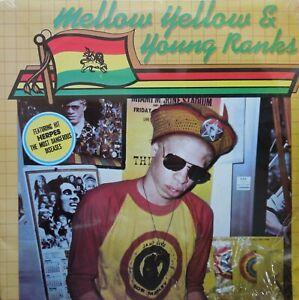 LP-REGGAE-MELLOW-YELLOW-amp-YOUNG-RANKS-SELF-TITLED-JAM-ROCK-SEALED