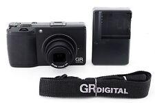 Ricoh GR Digital II 10.1 MP Digital Camera from Tokyo Japan [Excellent+!+!]