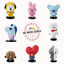 BT21-Character-Standing-Figure-Medium-amp-Large-Size-7types-Authentic-K-POP-Goods miniature 1