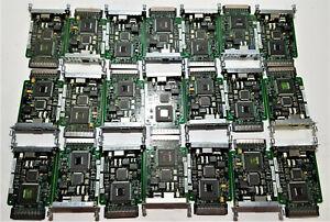 Lot-of-21-Cisco-HWIC-1DSU-T1-1-Port-T1-Fractional-T1-DSU-CSU-WAN-Interface-Cards