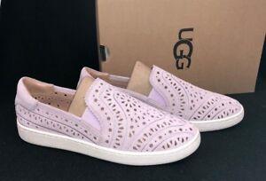 93ca70f6cb3 Details about Ugg Australia Cas Perf Lavender Purple Women's Shoes 1092514  Slip On Suede