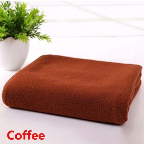 Soft Hand Face Cloth Cleaning Car Scrubbing Microfibre Towel Handkerchief