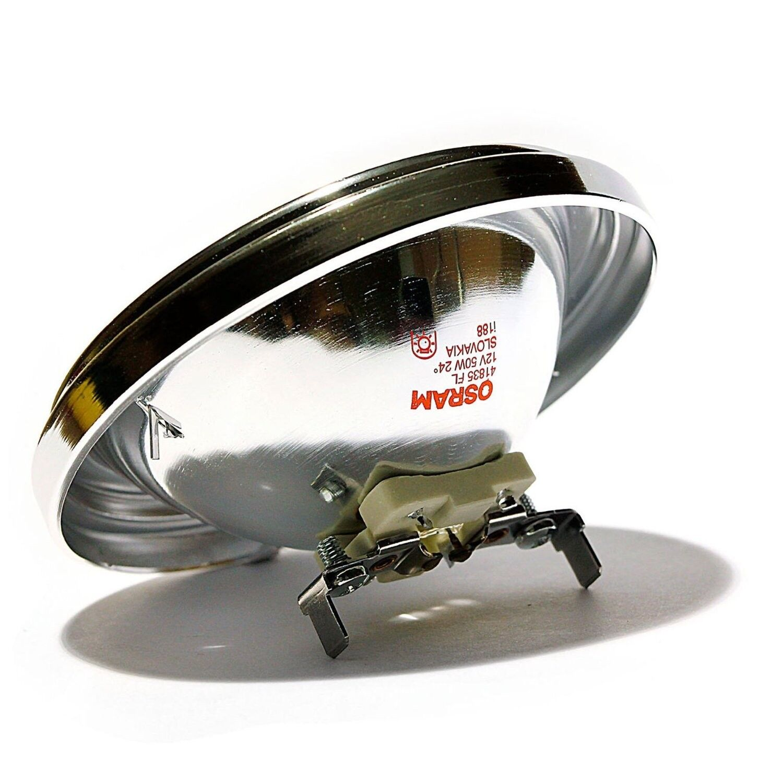 AR111 FLOOD 50W 12V LAMP Light Bulb NEW OSRAM Made in Germany Halogen 41835 FL