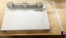 Plate Punch 38 Pin Graphic Arts Printing Used Ppe38