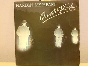 QUARTERFLESH-HARDEN-MY-HEART-DON-039-T-BE-LONELY-NUOVO-import-1981-45-giri