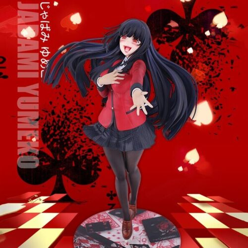 ARTFX J bets Kegurui Jabami Yumeko 1//8 Scale Painted PVC figure Toy Gifts NEW