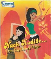 NACH KUDIYE ON THE DANCE FLOOR - NEW BOLLYWOOD SONGS DVD - FREE UK POST
