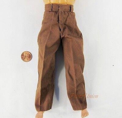 Dragon 1:6 Figure UK SAS USMC Marine Airborne Uniform Brown Trousers Pants DA128