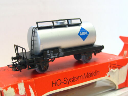 Primex H0 4580 Kesselwagen Aral DB OVP TR16