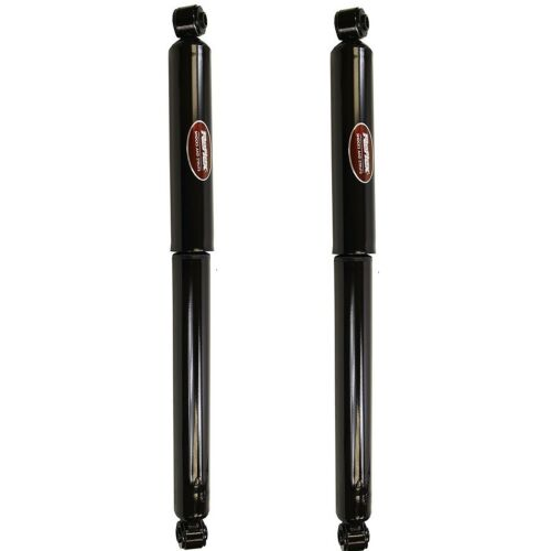 Pair Set of 2 Rear Monroe Shock Absorbers For Ram 3500 13-17 w//o Rear Air Spring