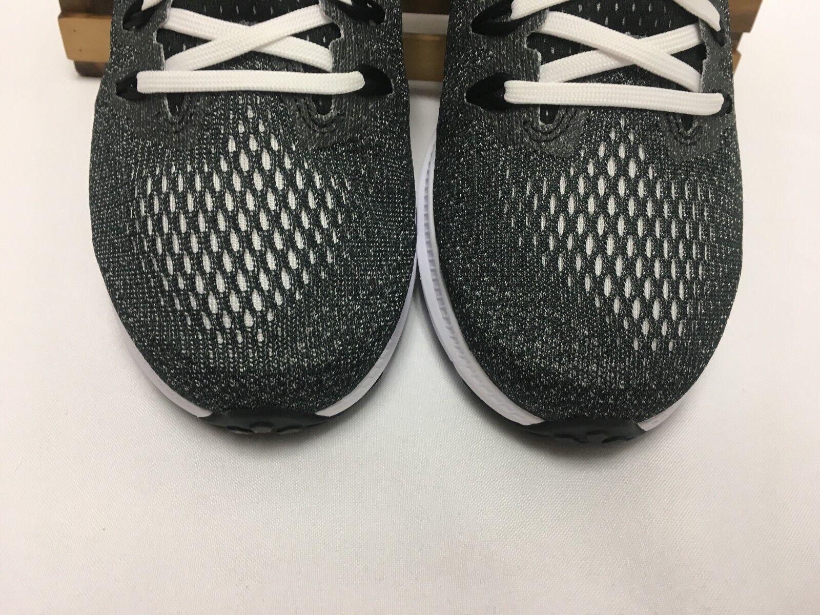 Nike zoom tutti bassi scarpe bianco nero 889123-001 uomini 8 o o 8 8,5 nuove dimensioni 56a398