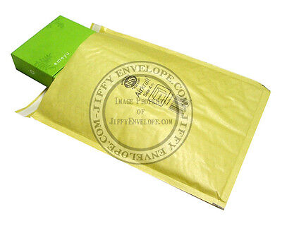 JL7 AirKraft Gold JIFFY Padded Envelopes Bags JL000