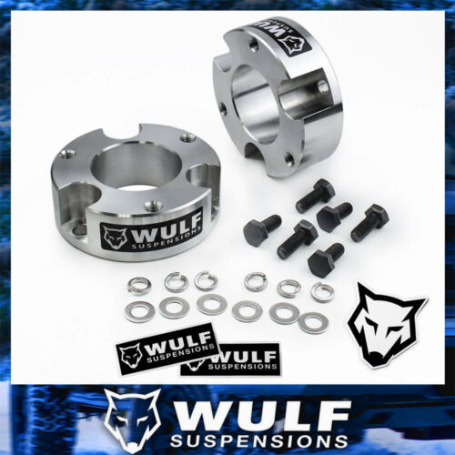 """3/"""" Front WULF Strut Spacer Leveling Lift Kit For 2005-2019 Toyota Tacoma 4Runner"""