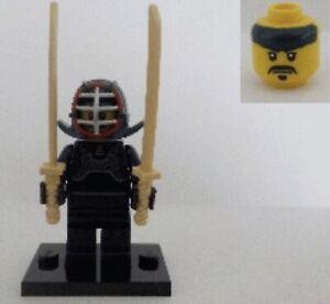 Lego Minifigure Series 15 Kendo Fighter 71011-12 BRAND NEW