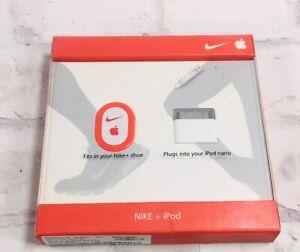 New Nike+ Plus iPod Sport Shoe Kit Sensor Wireless Kit Apple iPod Sneakers Shoes