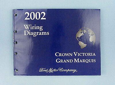 2002 ford crown victoria wiring diagram wiring diagrams manual  2002 crown victoria mercury grand marquis  wiring diagrams manual  2002 crown