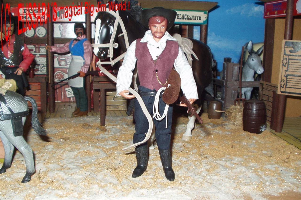 Big Jim - Cochel - May - personalizado - Josh como ranchero ¡Big Jim - Cochel - May - personalizado - Josh como ranchero West Chatham de winneto