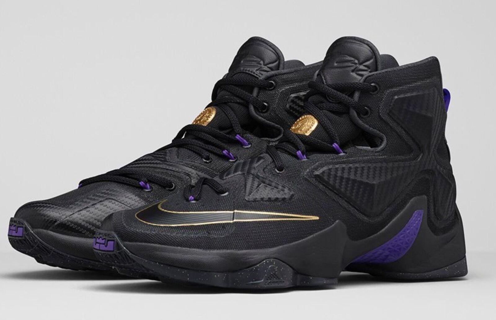 Gli uomini della nike, lebron james xiii scarpe da basket 46