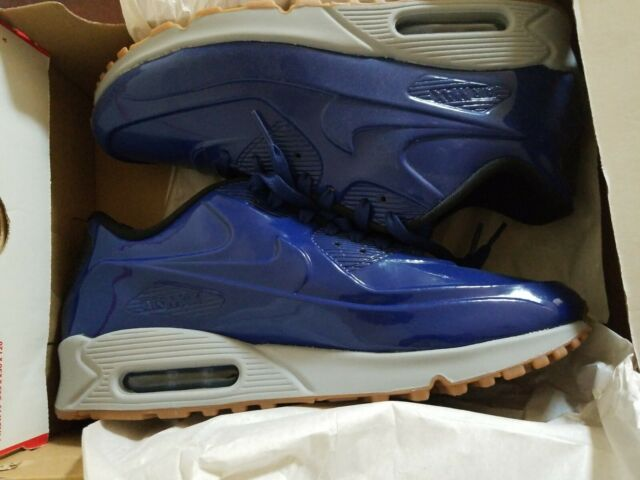 Nike Air Max 90 VT QS Sz 11 Deep Royal Blue Wolf Grey