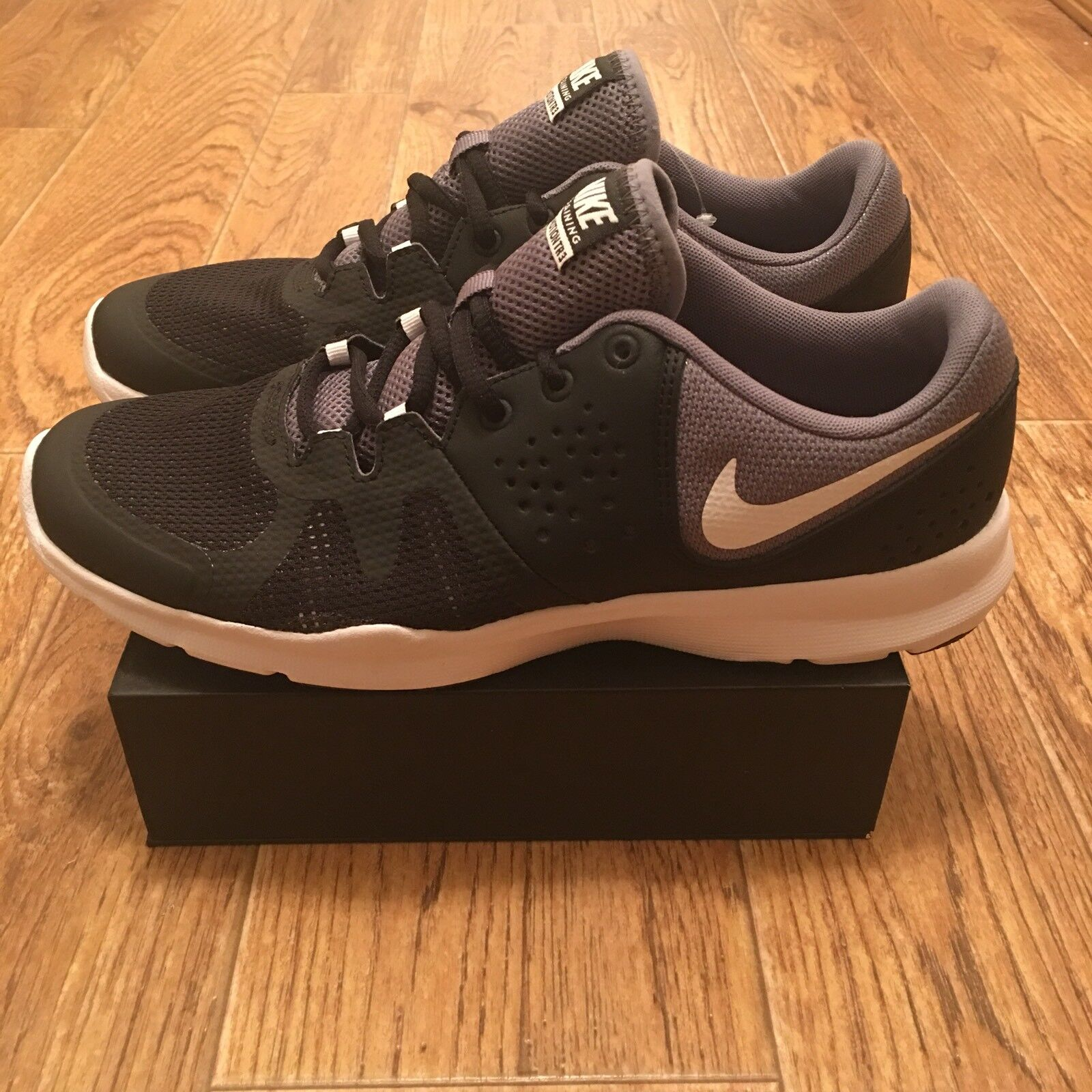 Nike W Core Motion TR 3 844651 001 Black/Grey/White Women's Training Shoes NEW
