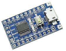 STM8S103F3P6 MCU Board de Desarrollo para Arduino Chip Conector Micro USB 138 B