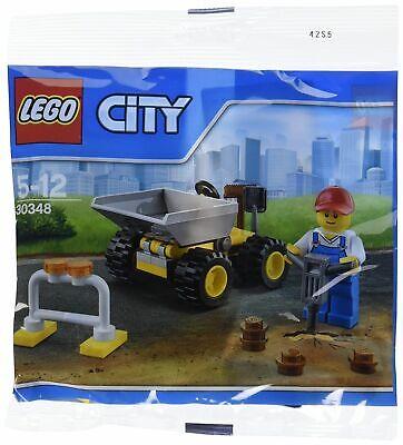 Mini Dumper NEW Polybag SEALED Lego City 30348