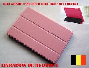 2014 Rose Etui Smart Case pour Apple iPad Mini- Mini Rétina + Film protection yByKODXF-07140235-491946958