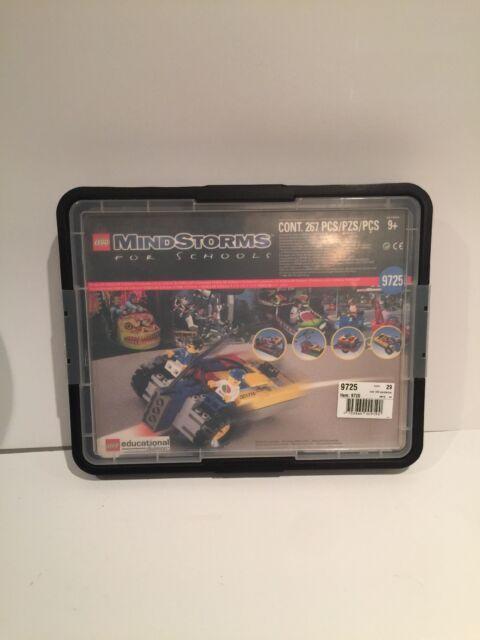 LEGO - Dacta Mindstorms ROBOLAB - Rare - Amusement Park Set 9725 - Brand New