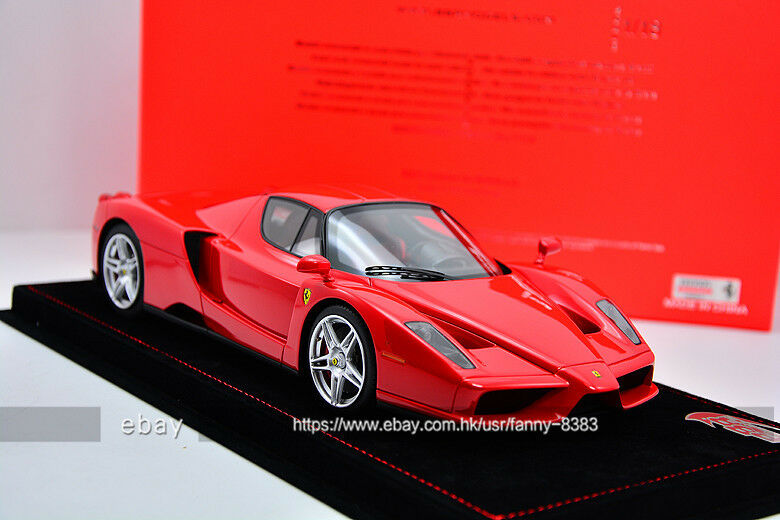 BBR 1 18 Ferrari ENZO F60 Red Red Red 520be5