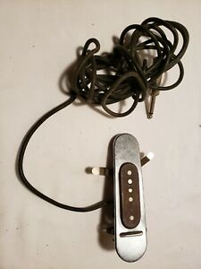 Dearmond Guitar Pickup Acoustic Flat Top Vintage 60s De Armond