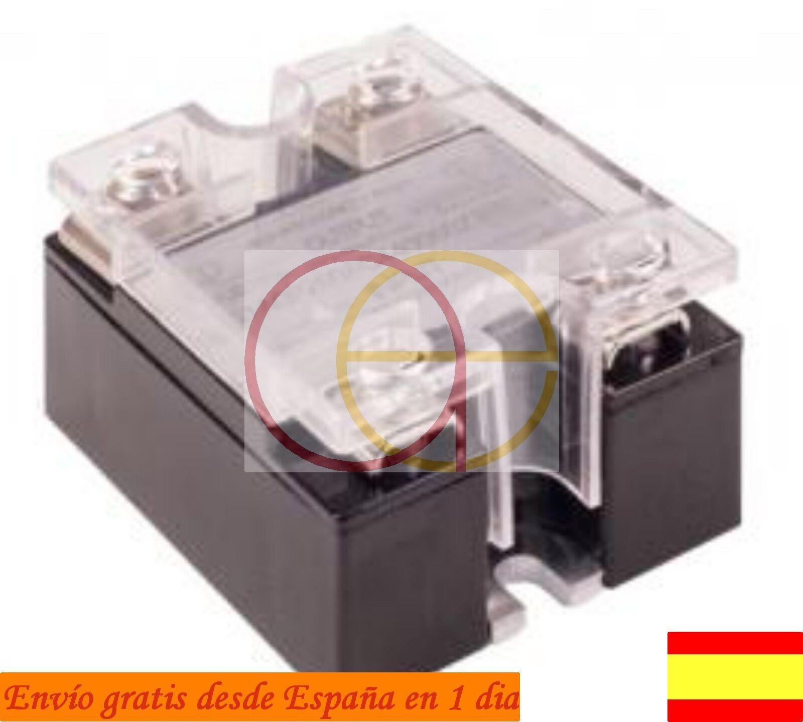 RELE  RELAY REGULADOR SOLIDO SSR 100 A Farnell Omron Arduino RS1API420MA380100R