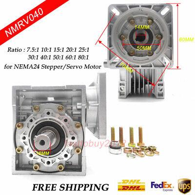 Nema17 Planetary GearboxStepper Reducer 5:1 10:1 15:1 20:1 25:1 30:1 50:1 CNC