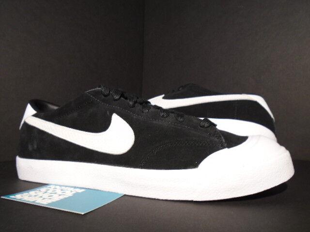 Nike dunk blazer zoom aller gerichts - ck - sb cory kennedy - schwarz - weiße 811252-001 10