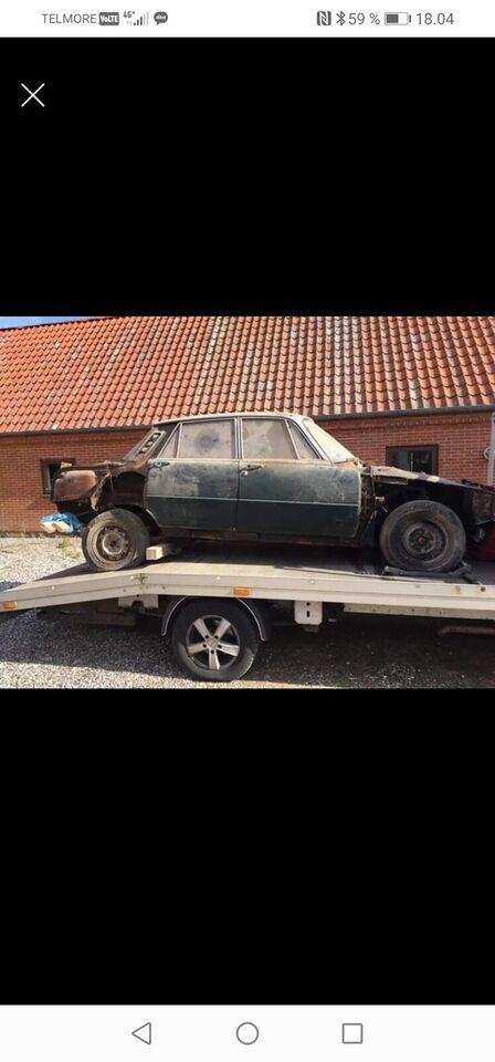 Rover P6, 3,5 aut., Benzin