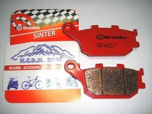 Rear Brake Pads Brembo Red Sintered 07HO36SP Honda CB 1100 2014