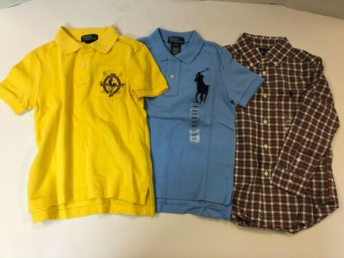 Polo Ralph Lauren Boys 4T Shirt Lot