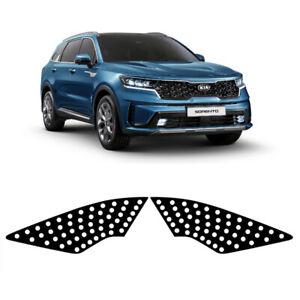 Rear C Pillar Decal Sticker Carbon Black for 2021 2022 Kia ...