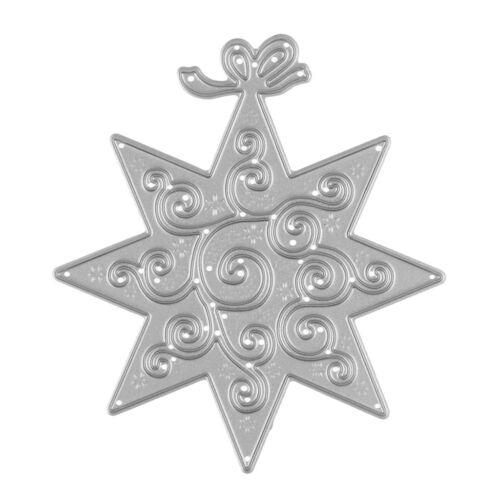 Steel Scrapbooking Die Cutting /& Embossing Machine Paper Card Craft Mold