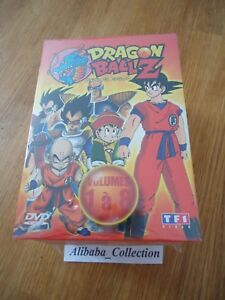 Nuevo-Estuche-Dragon-Ball-Z-DVD-1-2-3-4-5-6-7-8-EP-1-a-28-Toriyama-Dbz
