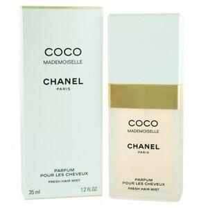 4a77a178 Details about Chanel COCO MADEMOISELLE Fresh Hair Mist 35ml NIB