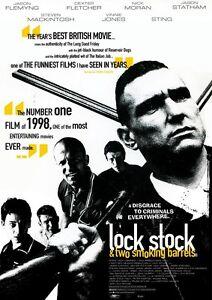 Accessoire De Verrouillage Stock Affiche Du Film 2 Classique Jason Statham A3 A4 Jnvn9FEE-07224228-522065404